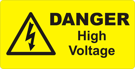 RC169-Danger-High-Voltage