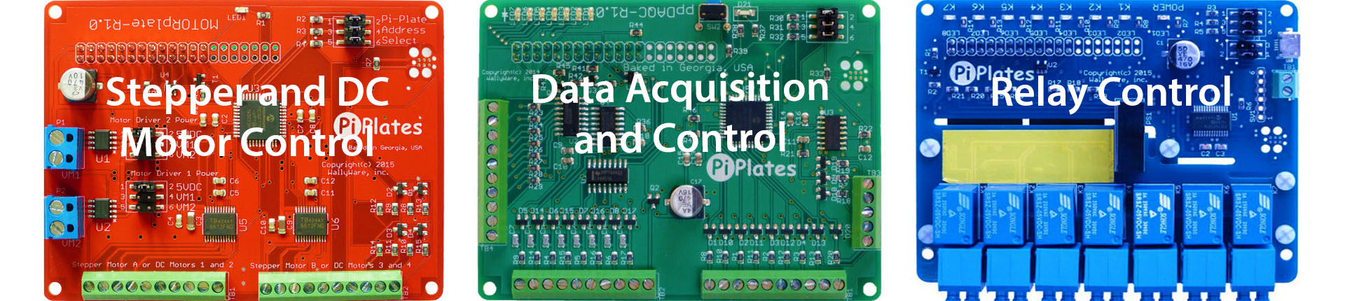 Pi Plates Dc Motor Control Using Relay In Addition Due To Equipment Calibration All Daqc2plates Orders Will Be Delayed Until 11 12